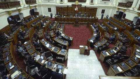 Congreso aprueba Presupuesto Público 2019