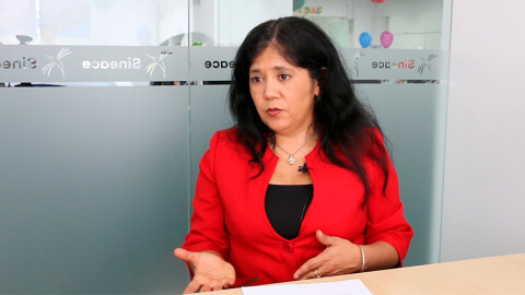 Entrevista a Carolina Neyra: Sineace más cerca de las regiones