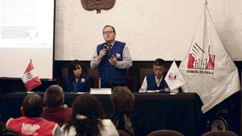 Arequipa: el sector educación entre los más quejados