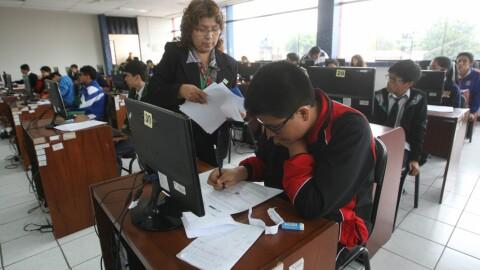 Minedu: evaluación con letras se aplicará progresivamente en secundaria
