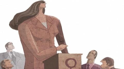 El Comercio: Presencia de mujeres en altos cargos públicos no supera el 35%