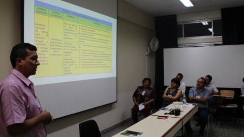 III Encuentro Nacional de Edugestores: experiencias de Cajamarca, Ucayali y Tacna