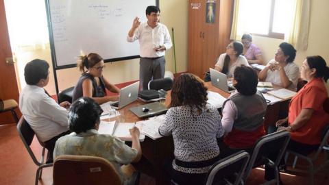 Loreto: anuncian racionalización de plazas docentes