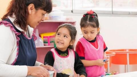 Docentes de inicial demuestran que su desempeño es adecuado para lograr aprendizajes