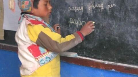 Minedu: designación de plazas EIB según formas de atención pedagógicas