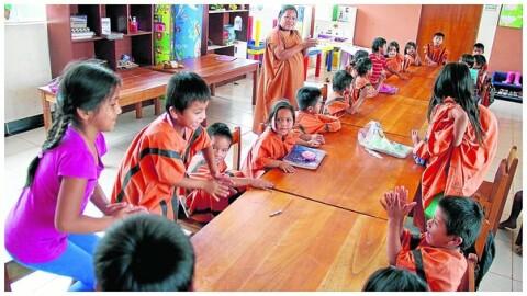 Junín: El 35% de las escuelas es intercultural y debe tener docentes en lengua originaria