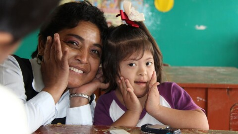 ¿Sabes cuántos escolares con discapacidad reciben educación en el Perú?