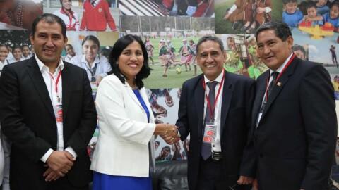 Ministra Flor Pablo insta a regiones construir una ruta de desarrollo educativo