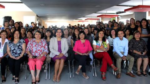 """Viceministra Patricia Andrade: """"Vamos a reforzar el diálogo con las regiones"""""""