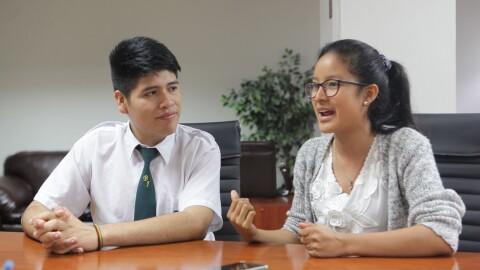 """Escolares sobre enfoque de género: """"es urgente porque adultos no saben lo que vivimos"""""""