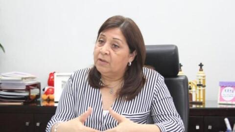Ex viceministra Susana Helfer declara sobre situación de textos escolares del Minedu