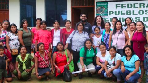 Pronunciamiento de AIDESEP sobre defensa del enfoque de género en políticas públicas