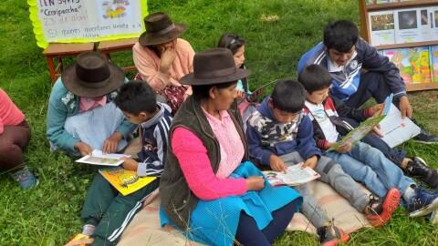 Apurímac: Más de 800 instituciones educativas participaron en el 1° Festival de Lectura Provincial