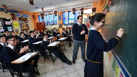 Educación es clave para fortalecer institucionalidad