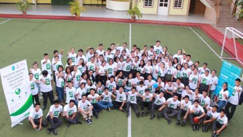 Iquitos: Adolescentes se movilizan por el derecho a un entorno saludable