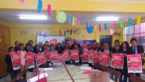 Callao: Proyecto Educativo Regional a través de redes del Copare