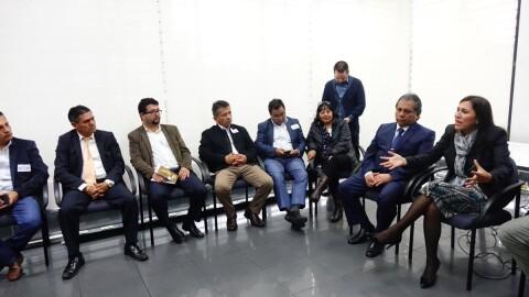Se realizó primer encuentro de directores de Gestión Pedagógica de DRE