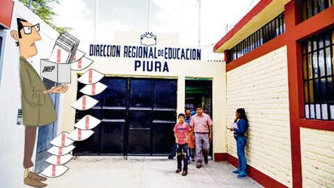 Piura: presentan plan para reestructurar DRE