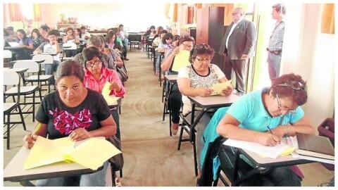En Selva Central está el 70% de plazas docentes