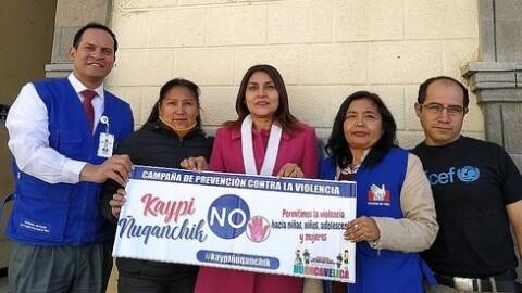 Huancavelica: Más de 500 casos de violencia dentro de escuelas