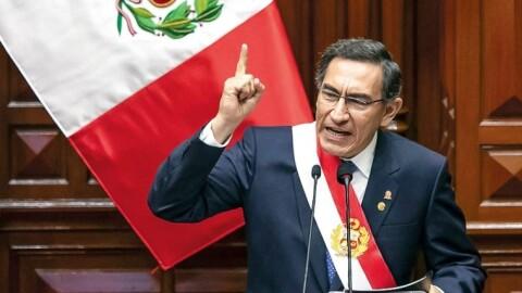 ¿Qué dijo sobre educación el presidente Vizcarra en su discurso de 28 de julio?