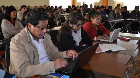 Puno: Docentes piden conformación de comisión técnica para formular el plan estratégico para la educación superior