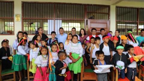 San Martín: Atención contra violencia escolar también se dará en lenguas originarias