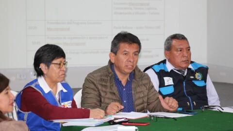 """Director DRE de Ica: """"Tenemos propuestas importantes para el Proyecto Educativo Nacional"""""""