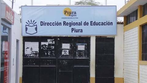 Piura: DRE recibe asistencia del Minedu para tratamiento de casos de corrupción