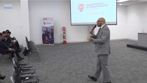 Se desarrolla el primer Encuentro de Intercambio de Experiencias de Buenas Prácticas de Gestión Educativa