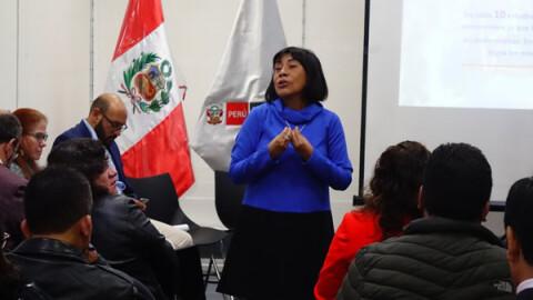 Patricia Andrade: Minedu prepara un nuevo plan de evaluaciones para estudiantes