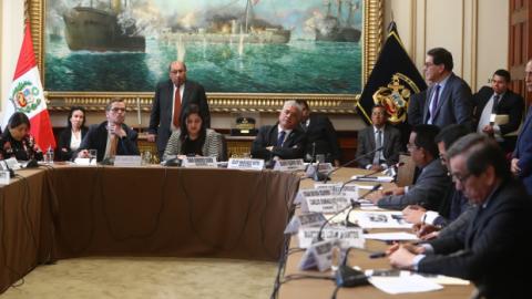 Editorial de El Comercio: Comisión de choque