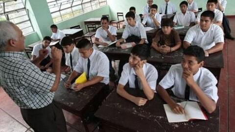 Ipsos: 38% de peruanos preocupado por la educación