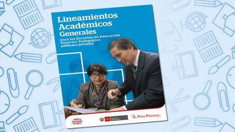 Publican Lineamientos académicos generales para escuelas de educación superior pedagógica públicas y privadas