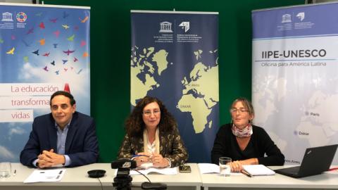 Explorando oportunidades de articulación entre Edugestores y el IIPE-UNESCO