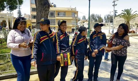 Tacna: Niños de 87 colegios hablan el aimara pero no lo usan en clase