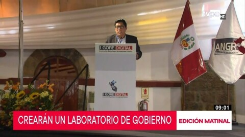 PCM dispone la creación del Laboratorio de Gobierno y Transformación Digital del Estado