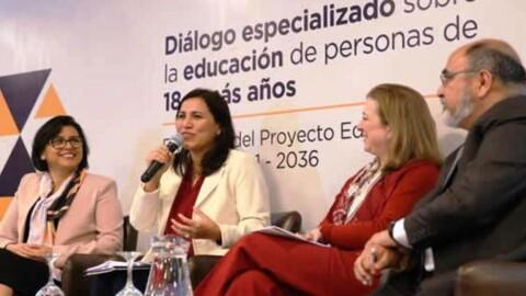 Proyecto Educativo Nacional al 2036 será debatido en encuentro nacional