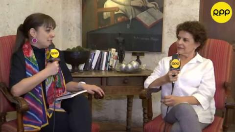 """Teresina Muñoz-Nájar sobre educación sexual: """"La necesitamos con urgencia"""""""