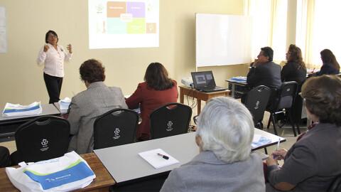 Cincuenta evaluadores de competencias de educación superior se certificarán ante Sineace