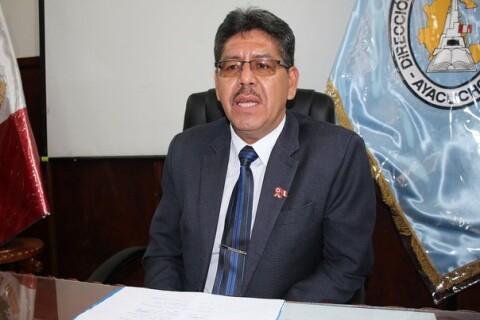 Ayacucho:  DRE solicitó 300 trabajadores administrativos para el próximo año