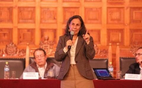 "Patricia Salas: ""No nos vemos como un país único"""