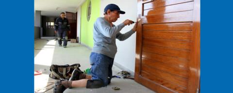 Ayacucho: Adelantarán entrega de dinero para mantenimiento de colegios