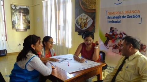 Alcaldes de todo el Perú cumplen un rol clave en la atención de nuestra primera infancia