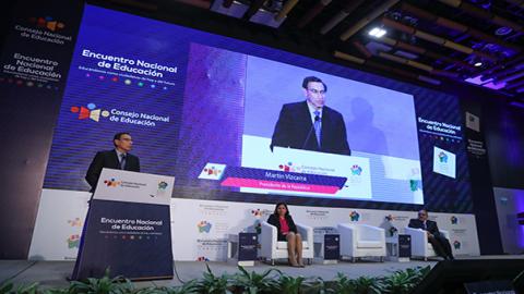 """Presidente Vizcarra: """"La educación es un instrumento poderoso para eliminar la desigualdad"""""""