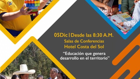Inicia foro Educar Cajamarca 2019
