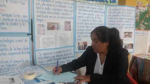 UGEL Andahuaylas organizó concurso de buenas prácticas pedagógicas y de gestión