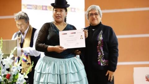 Puno: Ministerio de Cultura certifica a más de 300 servidores públicos bilingües