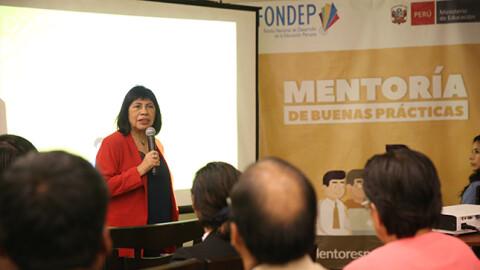 Maestros de 24 colegios del país serán los mentores de buenas prácticas