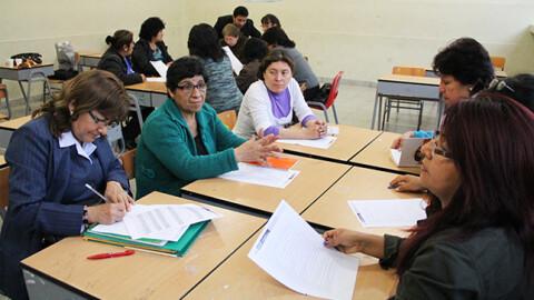 Desde hoy docentes pueden inscribirse en talleres informativos antes de ser evaluados en su desempeño